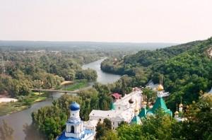 Север – Святогорский монастырь
