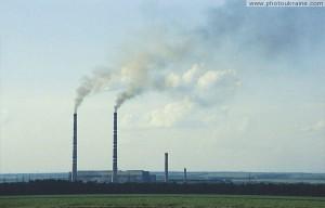 Кураховская тепловая электростанция