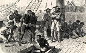 Работорговля в Африке 1441-1865 гг.