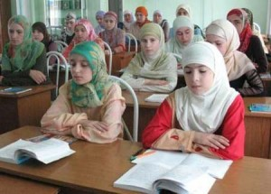 Запрет на хиджабы во Франции