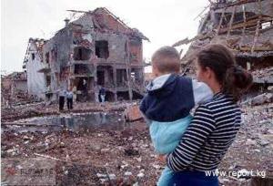 Бомбардировки Югославии, 1999 г.