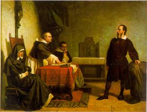 Галилей перед инквизицией